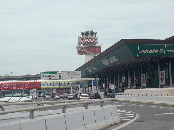 Trasferimento da Fiumicino Aeroporto a Roma Centro.