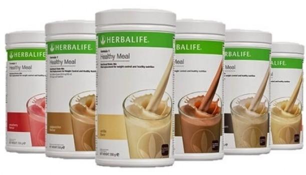 Shake Formula 1 - La Proposta di Herbalife per una Dieta Sana e Completa.