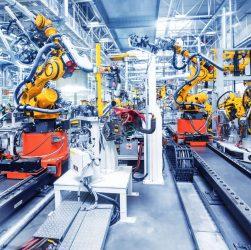 Elettromeccanica e supporto alle aziende: Technology BSA.